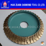 Electroplated Diamond Profile Wheel for Marble Grinding
