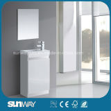 New Hot Sale Italian MDF Bathroom Cabinet with Mirror