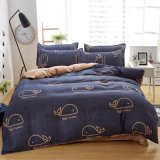 Classic Style Cheap Bedding Bed Sheet and Duvet Cover