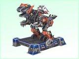 Children Intellectual Toy 3D Jigsaw Games Puzzle DIY Puzzles (H4551380)