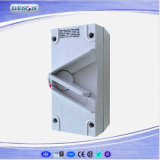 IP67 1p/2p/3p/4p 20A/32A/45A/63A Waterproof Isolation Switch