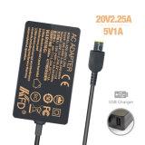 2015 Slim 20V2.25A& USB5V1a Ultrabook Power Supply