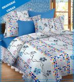 4PCS Cotton Bedding Bed Sheet (set)