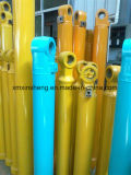 Jcb Excavator Hydraulic Bucket Cylinder Boom Cylinder Arm Cylinder with Oil Tube Construction Machinery Parts