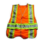 Elastic Cuffs Reflective Safety Clothing