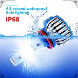 Hot Sell LED 2D 3D 4D 5D Car Logo Light with 36W 3800lm H4 LED Car Headlight and LED Strip Light