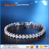 2016 Factory Price 925 Sterling Silver Jewelry Bracelet, Zircon Bracelets