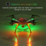 0735hc-2.4GHz 4CH 6-Axis Gyro 2.0MP HD Camera RC Quadcopter with 360 Eversion CF Mode Hover Function