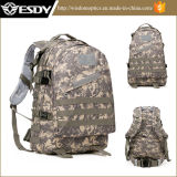 High-Capacity Travelling Outdoor Hiking and Riding Military Backpack