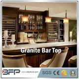China Laminate/Solid Black /White/Green/Blue Granite Stone for Bar Top