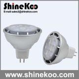 Epistar SMD2835 Aluminium MR16 GU10 7W LED Spotlight