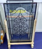 Cathedral Stained Tempered Glass