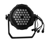 36PCS RGBW LED Waterproof Stage PAR Light (HL-013P)
