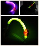 8′′*2 Glow Sticks Individual Foilbag Glow Flower Hairband