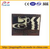 Antique Plating Metal Pin Badge