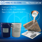 Silicone Rubber for Stone Molds Artificial Stone Moulds Making