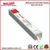 24V 1.88A 45W Waterproof IP67 Constant Voltage LED Power Supply Bg-45-24