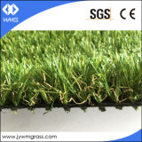 Attracitive D Shape Four Color Grass Turf for Landscaping