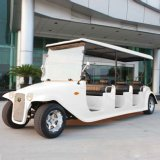Custom Electric 8 Seat Park Golf Vehicle for Sale Dn-8d with Ce
