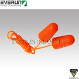 CE EN352 Noise Protection PU Foam Ear Plugs for Shooting