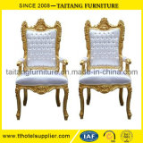 Chinese Factory Price Wooden King Throne Decorating Chair