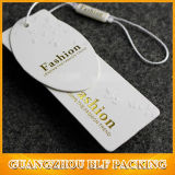 Paper Hard Paper Tag for Dress (BLF-T082)