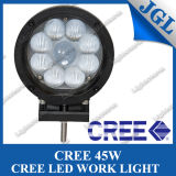 Super Bright 45W CREE LED Work Light, LED Work Lamp, off Road LED Driving Light, Spot/Combo Beam for Your Choice