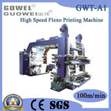 Four Color High Speed Flexo Printing Machine