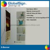 Advertising X Banner Stand for Events (UBX-C)