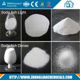 Min. 99.2% Soda Ash Light Soda Ash Dense