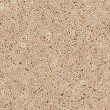 High Quality Artificial Beige Quartz Stone for Kitchen Countertops