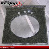 Hot Sale Ubatuba Bathroom Granite Vanity Tops