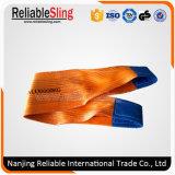 Cargo Lifting Rigging Hardware Flat Webbing Sling