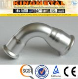 F304/316 Stainless Steel Press Fittings Reducing 90 Degree Elbow