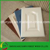 Furniture Parts PVC Film MDF Kitchen Cabinet Door