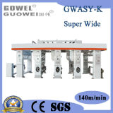 Ultra-Width Special Computer Gravure Printing Machine (GWASY-K)
