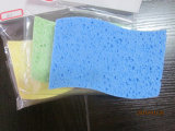 S Shape Cellulose Sponge, Cleaning Sponge, High Quality, Widely Use, Kitchen Sponge
