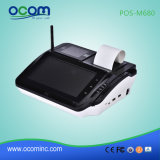 Desktop Android Lottery Touch POS Terminal with Thermal Printer (POS-M680)