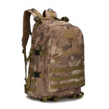 Waterproof Travel Bakpack Camo Backpack Military Backpack with Customization