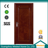 Composite Wooden Veneer Interior Flush Door with Oak Wooden Grain