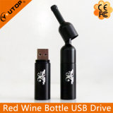 Red Wine Bottle USB Flash Drive as Winery Promotion Gifts (YT-1216-02)