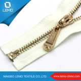 Best Sell Quality Open End Metal Zipper