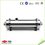 Horizontal Stainless Steel Ultrafiltration Water Treatment Machine