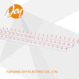 High Quality Pin/U Type Electrical Copper Busbar /Bus Bar
