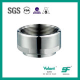 Sanitary Stainless Steel NPT Female Thread Pipe Adapter