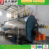 2016 Latest ISO Certificate Wns Gas/Oil Fired Steam Boiler