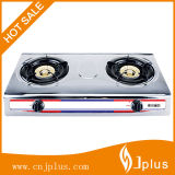 Table Top Stainless Steel Gas Cooker Gas Stove Gas Burner Jp-Gc208