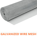 Manufacturer of Galvanized Plain Steel Wire Mesh for Filtre