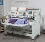 2 Head Embroidery Machine for Cap and Tshirt Embroidery