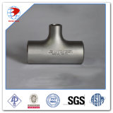 Dn300 Sch40s ASTM A403 Inox 304L Stainless Steel Tee